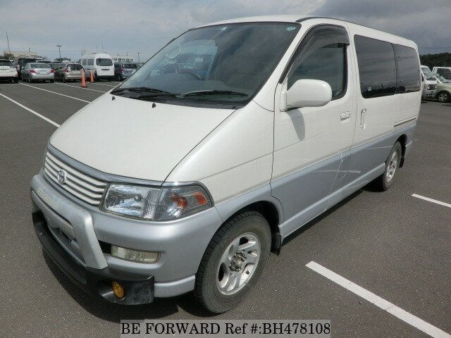 Used 1999 TOYOTA REGIUS WAGON BH478108 for Sale