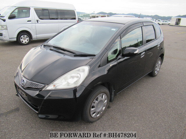Used 2012 HONDA FIT BH478204 for Sale
