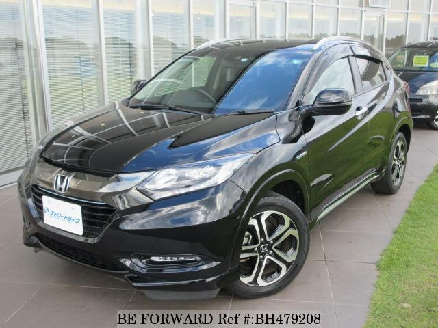 Used 2016 HONDA VEZEL BH479208 for Sale