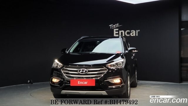 Used 2017 HYUNDAI SANTA FE BH479492 for Sale