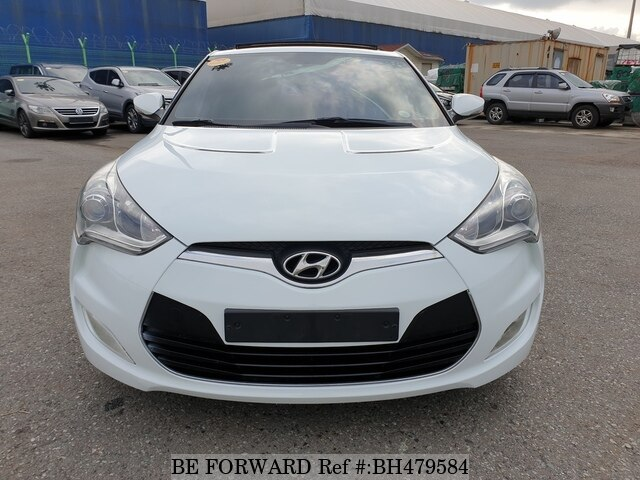 Used 2012 HYUNDAI VELOSTER BH479584 for Sale