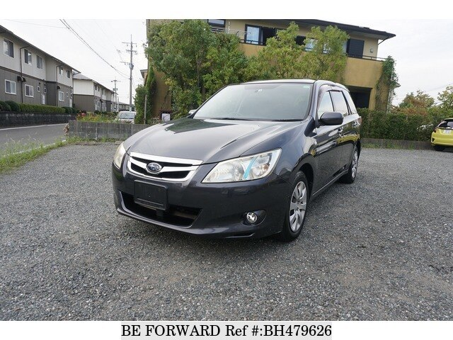 Used 2010 SUBARU EXIGA BH479626 for Sale