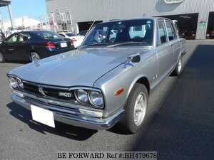 Used 1971 NISSAN SKYLINE BH479678 for Sale
