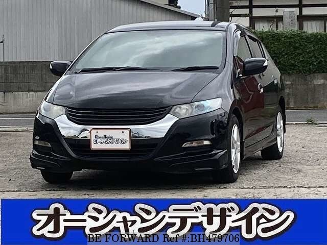 Used 2009 HONDA INSIGHT BH479706 for Sale