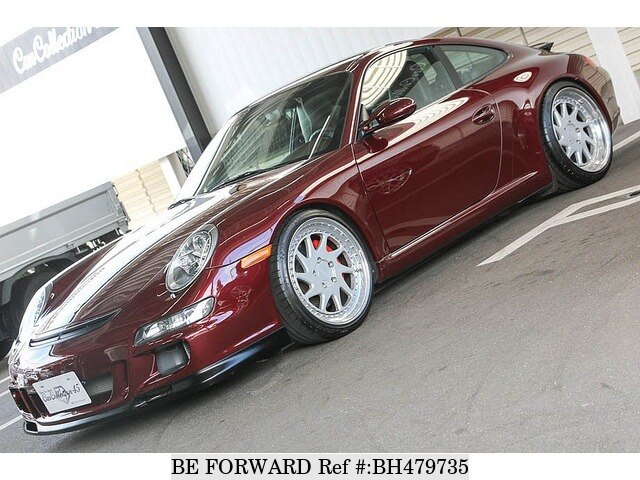 Used 2006 PORSCHE 911 BH479735 for Sale