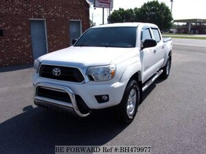 Used 2012 TOYOTA TACOMA BH479977 for Sale