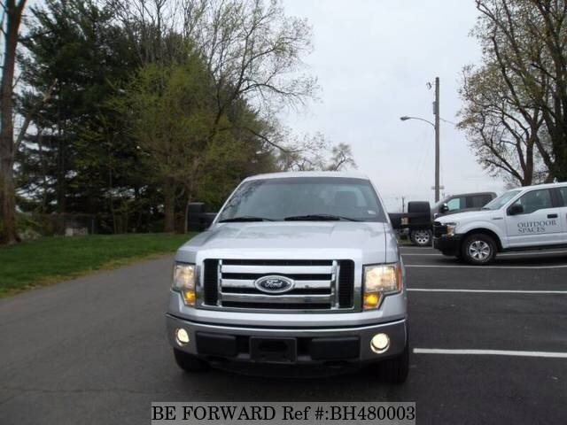 Used 2011 FORD F150 BH480003 for Sale