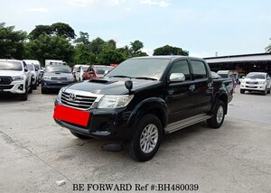 Used 2014 TOYOTA HILUX BH480039 for Sale
