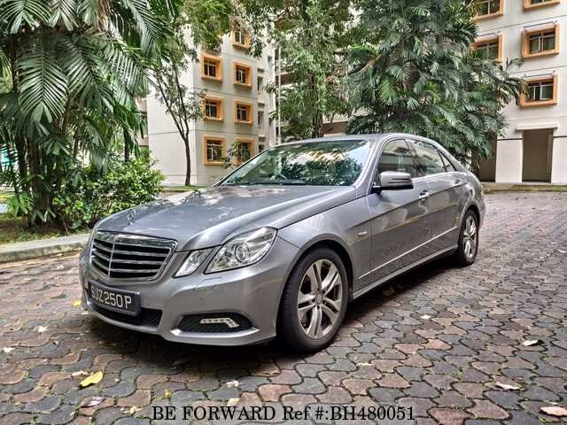 Used 2010 MERCEDES-BENZ E-CLASS BH480051 for Sale
