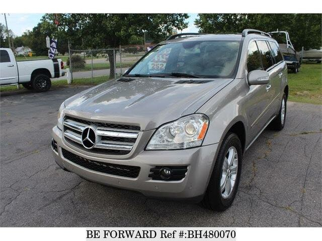 Used 2007 MERCEDES-BENZ GL-CLASS BH480070 for Sale