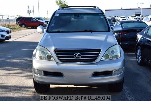 Used 2004 LEXUS GX 470 BH480104 for Sale