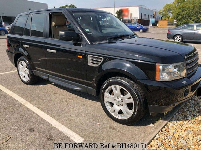 Used 2006 LAND ROVER RANGE ROVER SPORT BH480171 for Sale