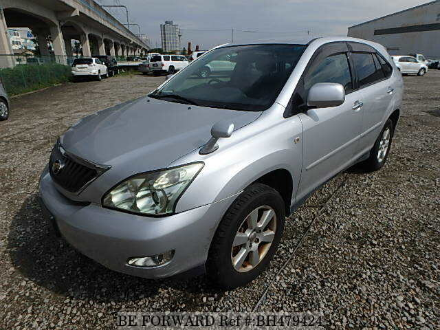 Used 2009 TOYOTA HARRIER BH479424 for Sale