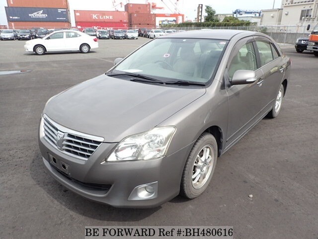 Used 2011 TOYOTA PREMIO BH480616 for Sale