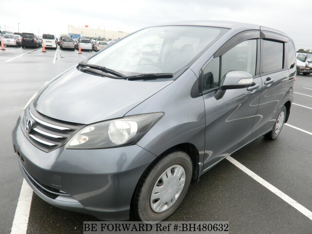 Used 2009 HONDA FREED BH480632 for Sale
