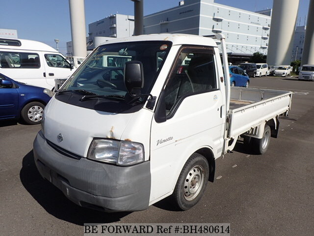 Used 2002 NISSAN VANETTE TRUCK BH480614 for Sale