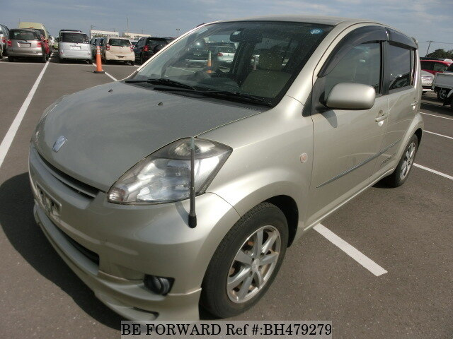 Used 2009 TOYOTA PASSO BH479279 for Sale