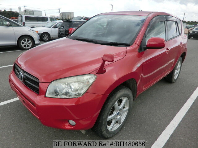 Used 2007 TOYOTA RAV4 BH480656 for Sale