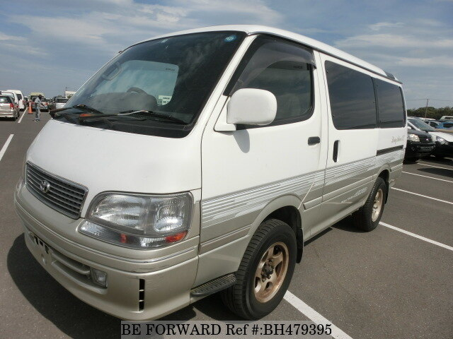 Used 1997 TOYOTA HIACE WAGON BH479395 for Sale