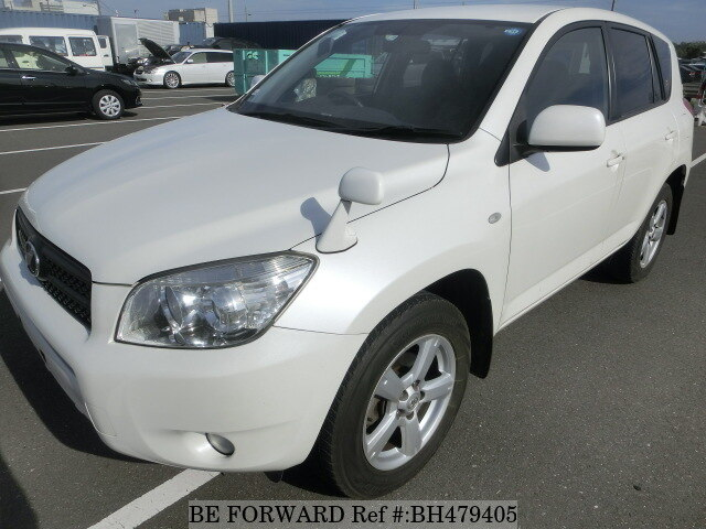 Used 2007 TOYOTA RAV4 BH479405 for Sale