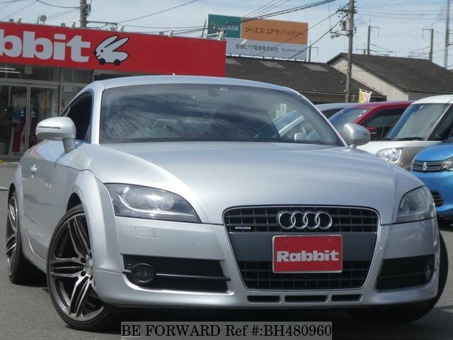 Used 2010 AUDI TT BH480960 for Sale