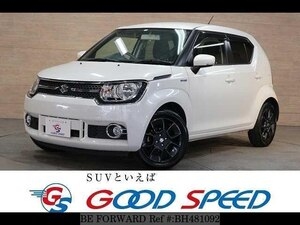 Used 2016 SUZUKI IGNIS BH481092 for Sale