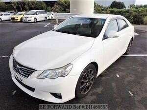 Used 2011 TOYOTA MARK X BH480555 for Sale