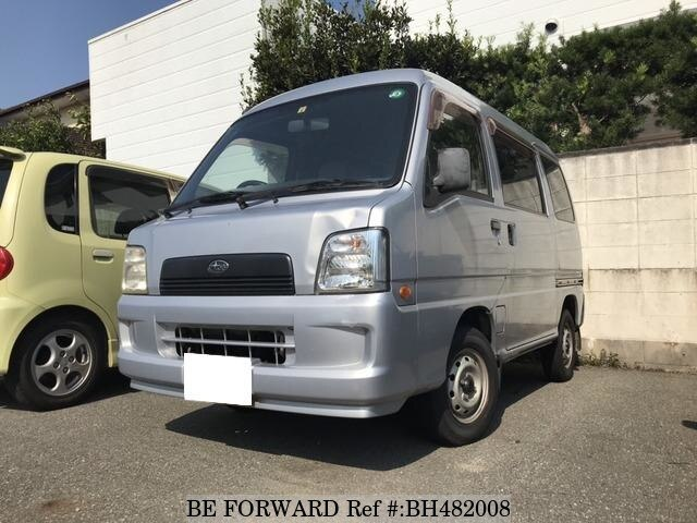 Used 2005 SUBARU SAMBAR BH482008 for Sale