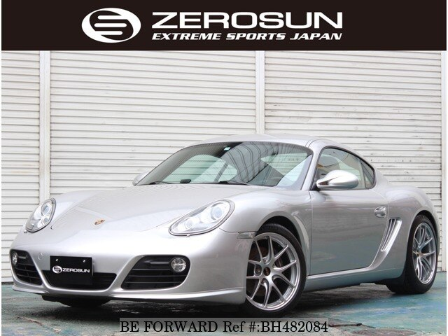 Used 2009 PORSCHE CAYMAN BH482084 for Sale