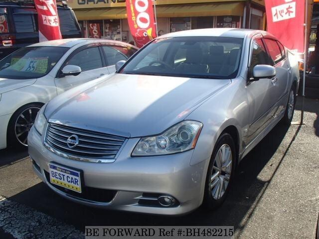 Used 2008 NISSAN FUGA BH482215 for Sale