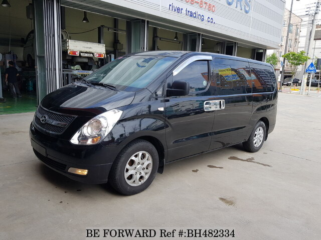 Used 2011 HYUNDAI STAREX BH482334 for Sale