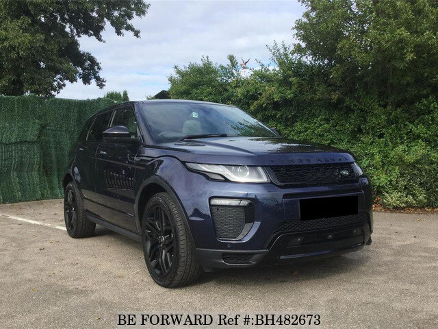 Used 2018 LAND ROVER RANGE ROVER EVOQUE BH482673 for Sale