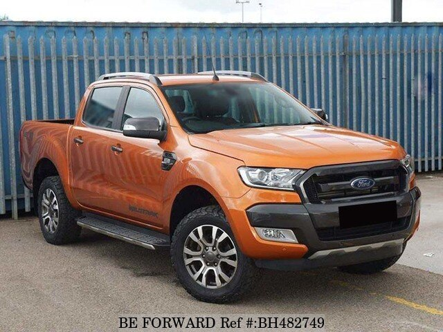 Used 2018 FORD RANGER BH482749 for Sale