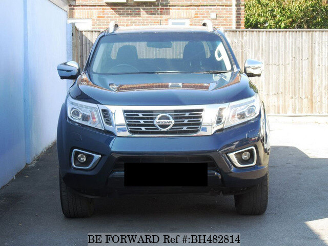 Used 2017 NISSAN NAVARA BH482814 for Sale