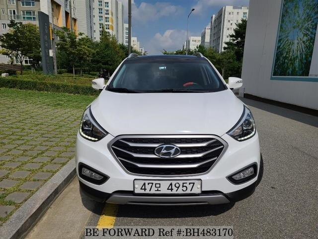 Used 2015 HYUNDAI TUCSON BH483170 for Sale