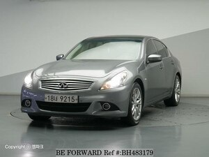 Used 2010 INFINITI G37 BH483179 for Sale