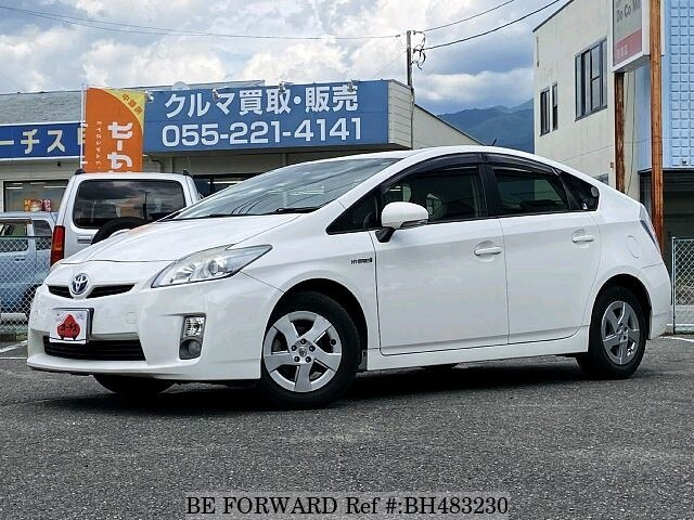 Used 2009 TOYOTA PRIUS BH483230 for Sale