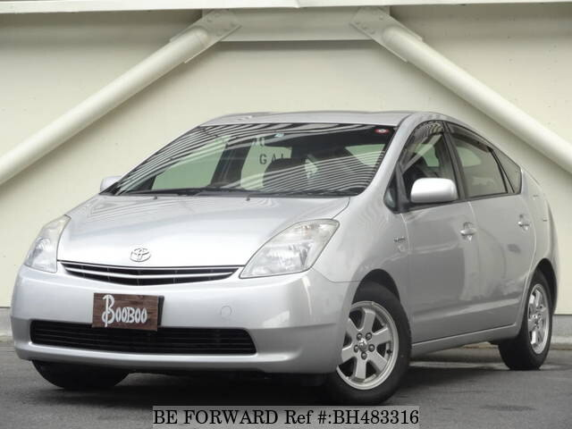 Used 2009 TOYOTA PRIUS BH483316 for Sale