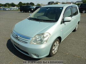 Used 2007 TOYOTA RAUM BH483089 for Sale