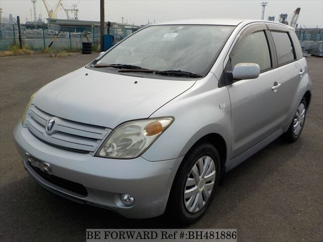 Used 2003 TOYOTA IST BH481886 for Sale