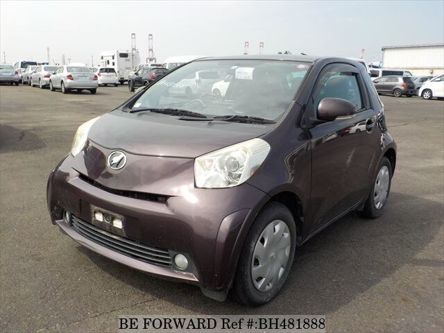 Used 2008 TOYOTA IQ BH481888 for Sale