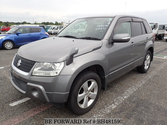 Used 2009 SUZUKI ESCUDO BH481590 for Sale