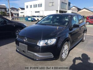 Used 2016 VOLKSWAGEN POLO BH483346 for Sale