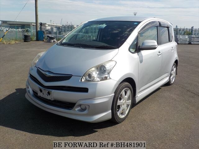 Used 2009 TOYOTA RACTIS BH481901 for Sale
