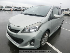 Used 2011 TOYOTA VITZ BH481808 for Sale