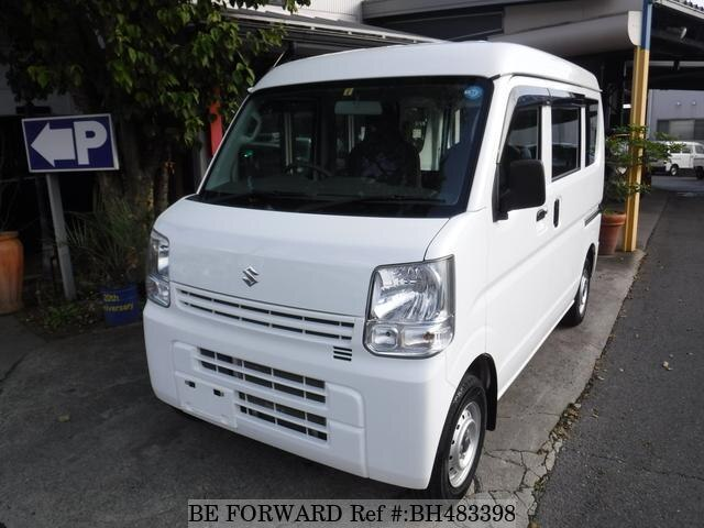 Used 2016 SUZUKI EVERY BH483398 for Sale