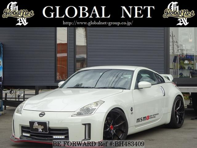 Used 2008 NISSAN FAIRLADY Z BH483409 for Sale