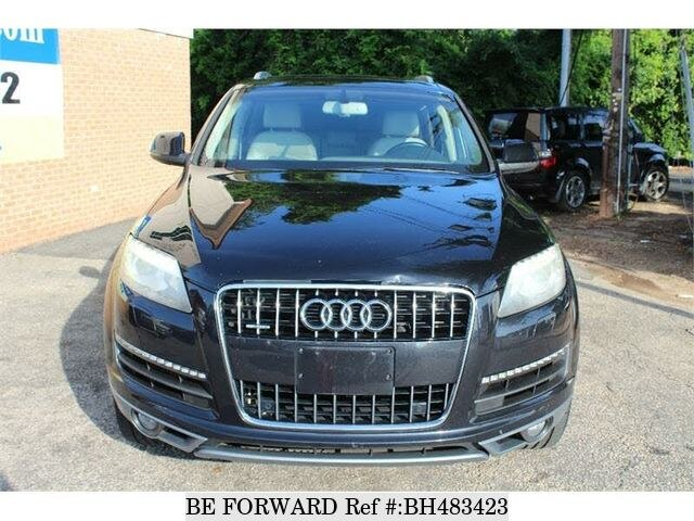 Used 2013 AUDI Q7 BH483423 for Sale