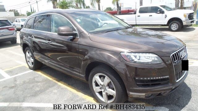 Used 2014 AUDI Q7 BH483435 for Sale
