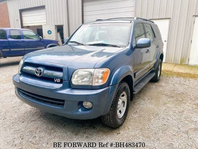 Used 2005 TOYOTA SEQUOIA BH483470 for Sale
